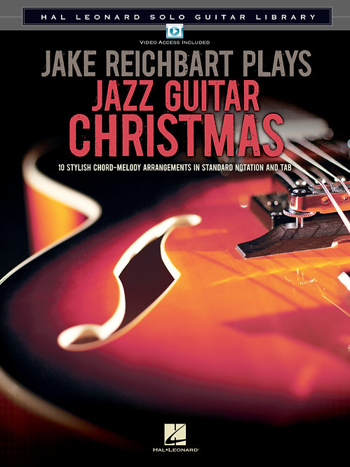 Hal Leonard : Jake Reichbart Plays Jazz Guitar Christmas