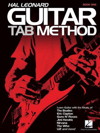 Hal Leonard : Guitar Tab Method