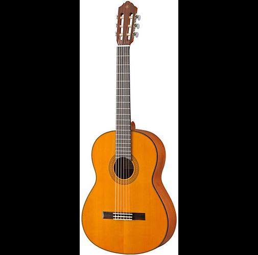 CG122 Classical Guitar - Cedar - Yamaha