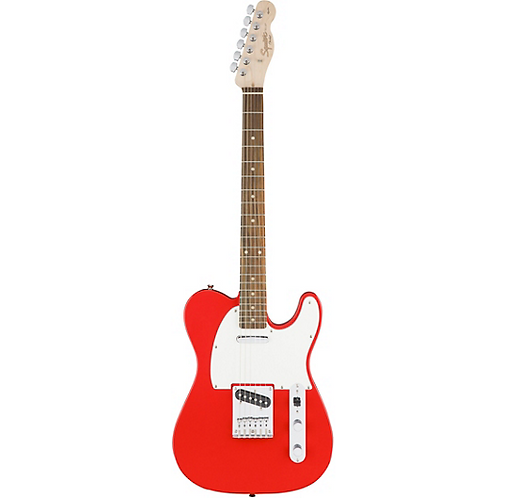 Affinity Telecaster - Race Red - Squier