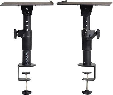 Gator : Clamp-On Studio Monitor Stand