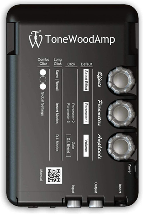 SOLO - Guitar-Mount Acoustic Amp - TonewoodAmp