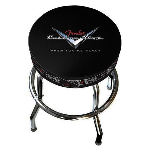 24 in. Custom Shop Pinstripe Barstool - Fender