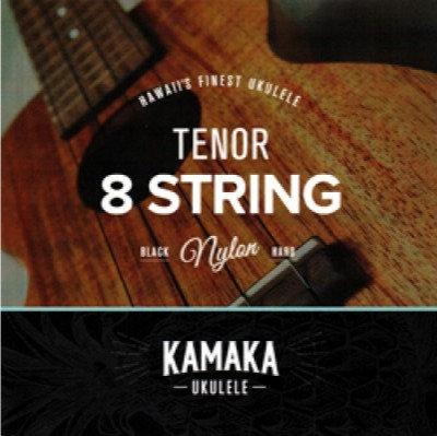 Tenor - 8 String : Kamaka