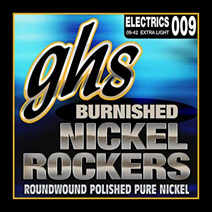 GHS : Burnished Nickel Extra Light