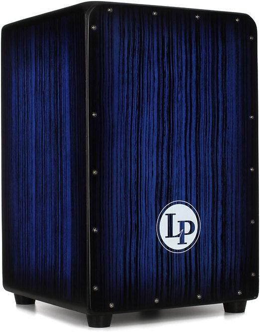 Aspire Accents Wire Cajon - Blue Burst Streak : LP