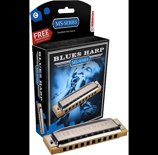 532 Blues Harp MS-Series Harmonica  G : Hohner