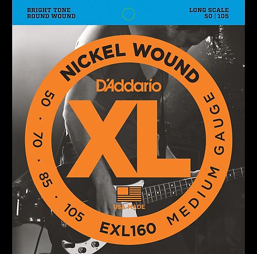 Nickel Wound Medium  - D'addario