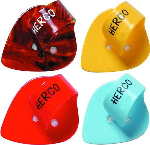 Flat Thumbpicks, Extra Heavy : Herco