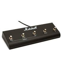TSL-series 5-button Footswitch : Marshall