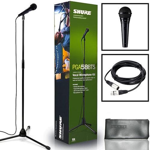PGA58BTS Microphone Kit : Shure