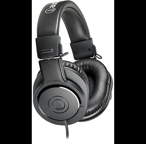 Audio-Technica : ATH-M20x