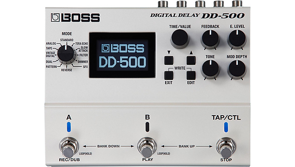 DD-500 - BOSS