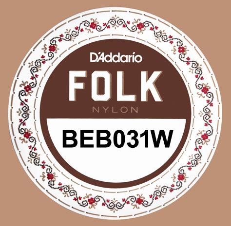 "Folk Sting Single ""D"" - D'addario"