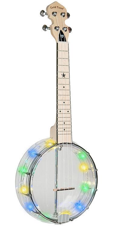 Gold Tone : Lightup Little Gem Banjolele