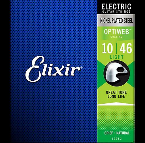 Elixir : OPTIWEB Coating - Light