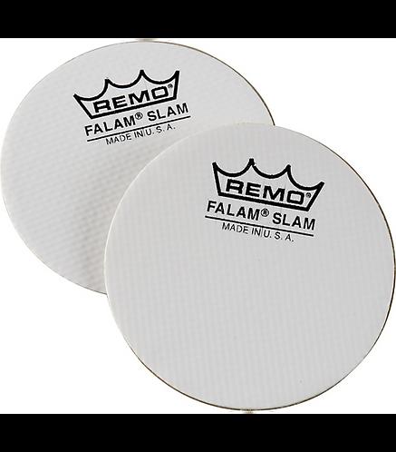 Falam Slam Pad Kevlar Bass Drum Patch (2 Pack) : Remo