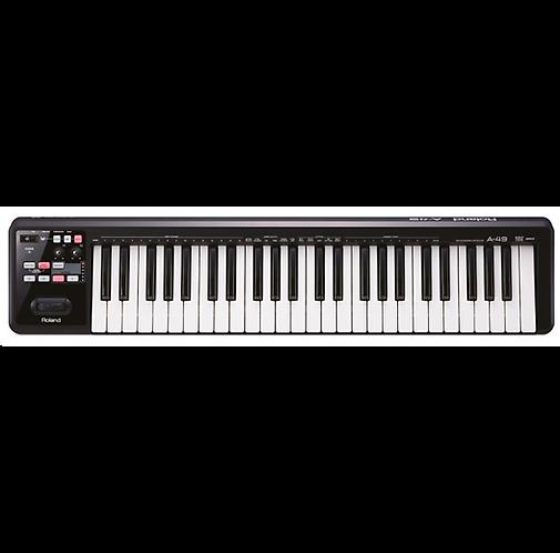 A-49 MIDI Keyboard Controller : Roland