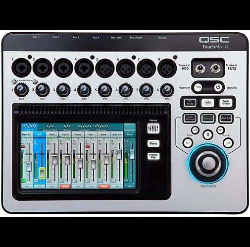 TouchMix-8 : QSC