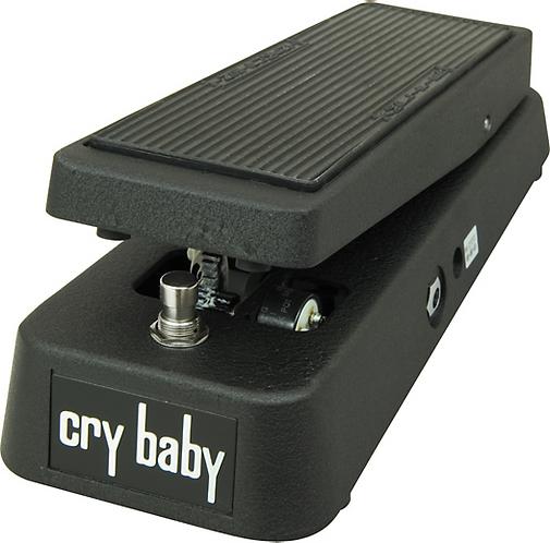 Original Cry Baby Wah Pedal : Dunlop