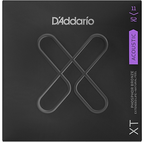 D'Addario : XT Acoustic Phosphor Bronze Custom Light