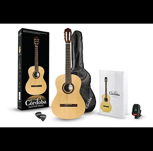 CP100 Classical Guitar Pack - Cordoba