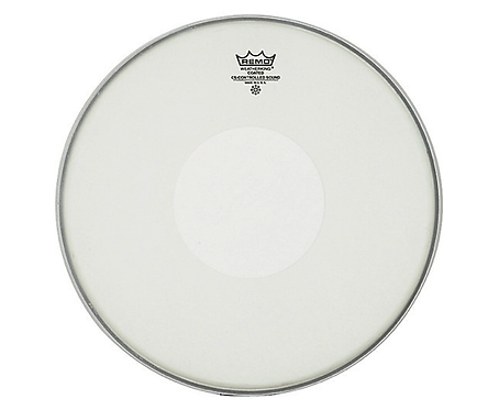 """13"""" Controlled Sound Coated ClearDot Drumhead : Remo"""