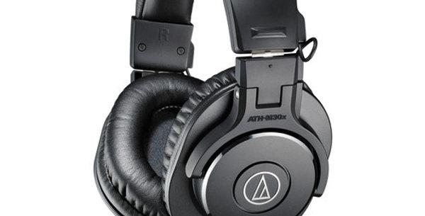 Audio-Technica : ATH-M30x
