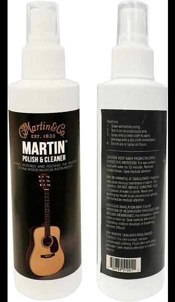 Martin : Polish & Cleaner