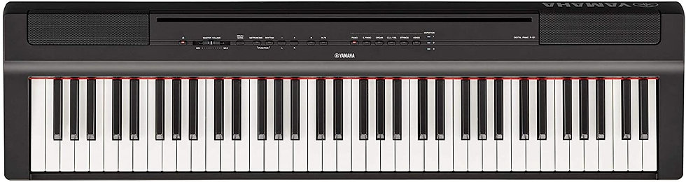 P-121 73-Key Digital Piano - Yamaha