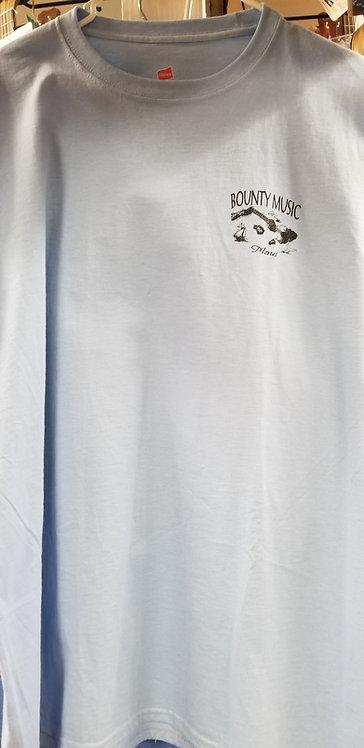 Bounty Music : Full Color XL T-Shirt (Blue)