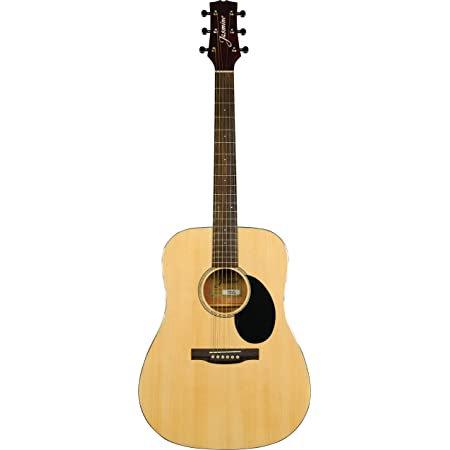 JD36-NAT 6 String Acoustic Guitar - Natural : Jasmine