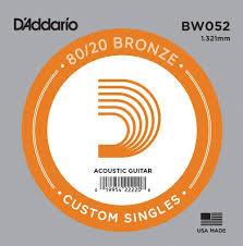 BW052 - D'addario