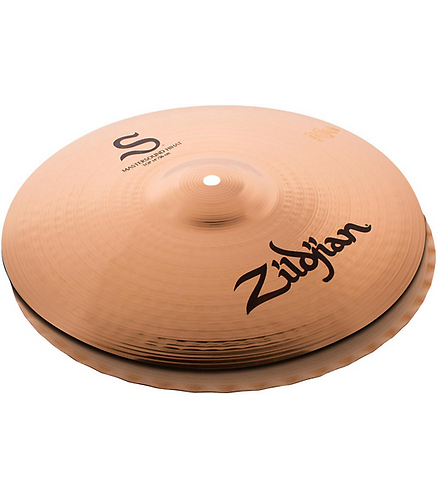 Zildjian : S Family Mastersound Hi Hat  14 in.