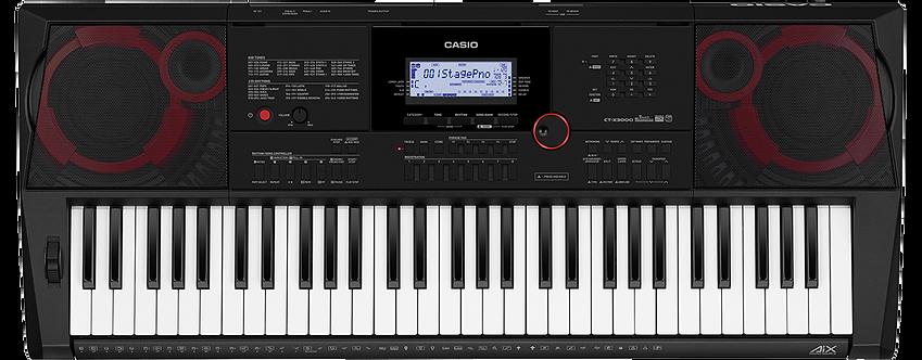 Casio : CT-X3000 61-Key Portable Keyboard