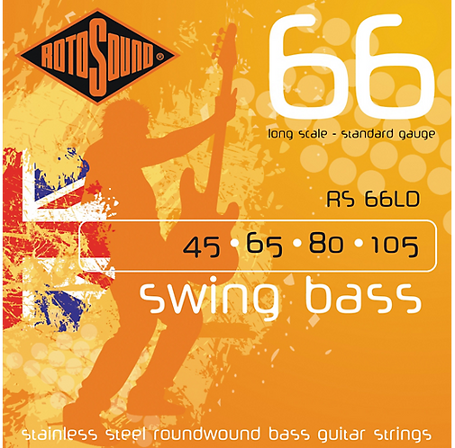 Rotosound : Long Scale Swing 66