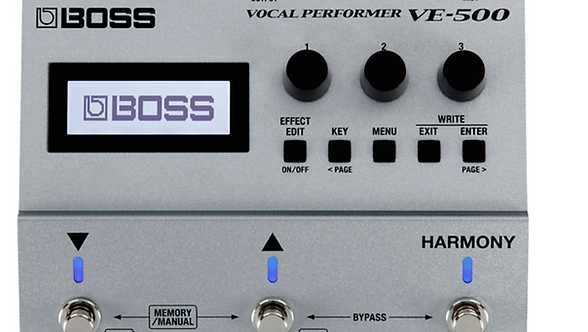 BOSS : VE-500