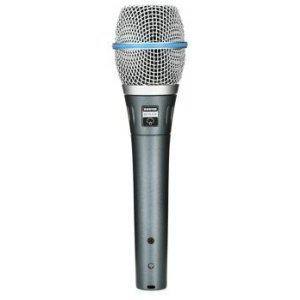 BETA87A Vocal Condenser Mic : Shure
