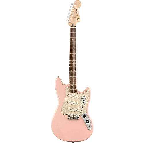 Paranormal Series Cyclone - Shell Pink - Squier