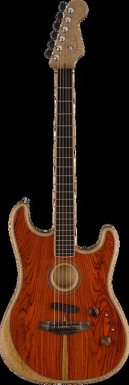 Fender : American Acoustasonic Cocobolo