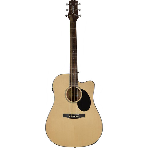 JD-36CE Dreadnought Acoustic/Electric Guitar - Natural : Jasmine