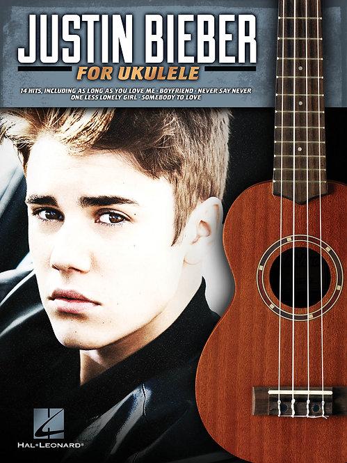 Justin Beiber for Ukulele : Hal Leonard