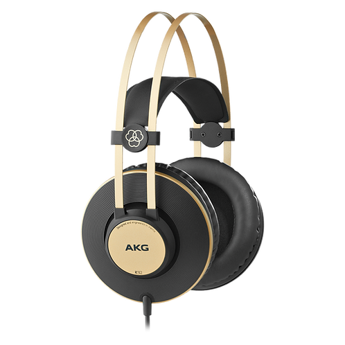 K72 Closed Back Studio Headphones - AKG