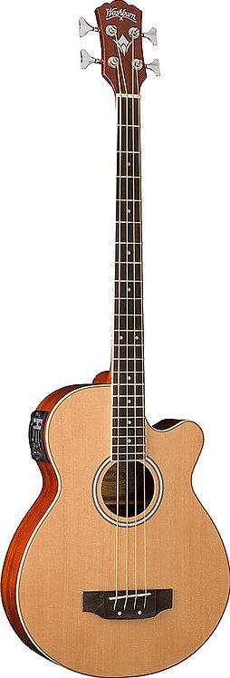 AB5K-A Acoustic Bass - Natural - Washburn
