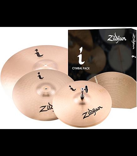 I Series Essentials Plus Cymbal Set - Zildjian