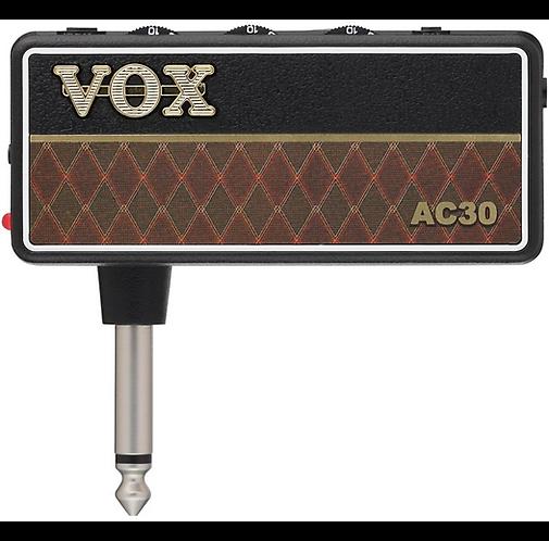 Vox : amPlug 2 AC30 Guitar Headphone Amp