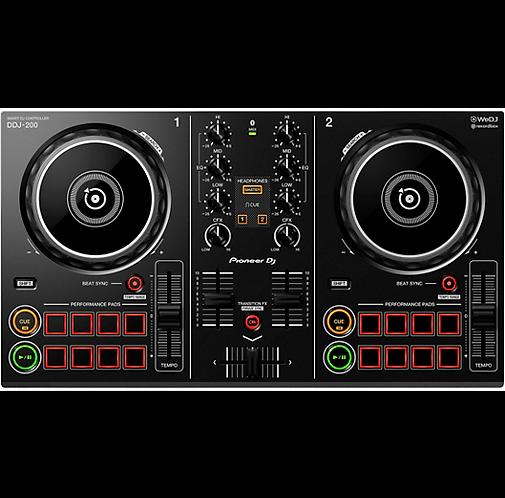 Pioneer : DDJ-200 Smart DJ Controller
