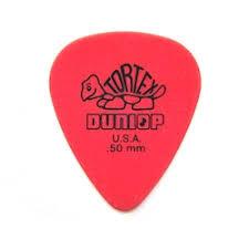 Dunlop : Tortex Pick .50mm (each)
