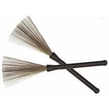 T52 Drum Brushes - Plain End : Adam