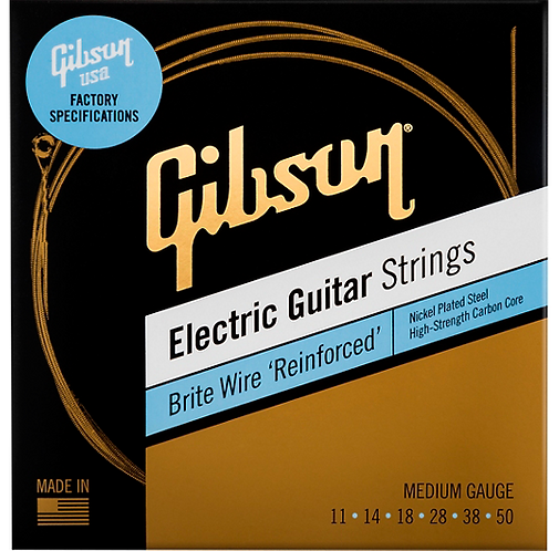 Brite Wire 'Reinforced' Medium - Gibson